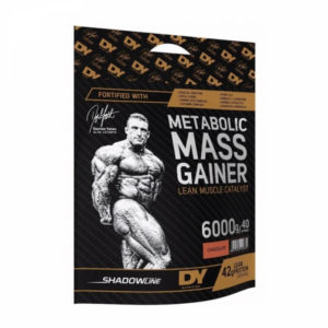 DY Nutrition Metabolic Mass Gainer, 6 kg