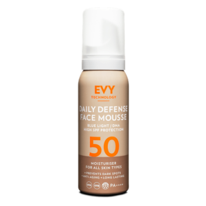 EVY Daily Defence Face Mousse SPF50 75 ml