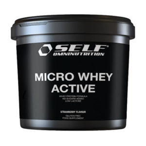 Micro Whey Active 4kg - Strawberry