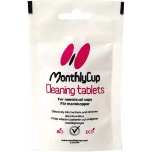 MonthlyCup Cleaning Tablets 2 st