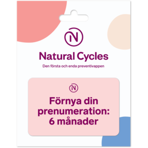 Natural Cycles 6 Month Refill