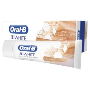 Oral-B 3 Tandkräm 3D White Therapy Coconut 75 ml