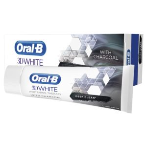 Oral-B 3D White Whitening Therapy Deep Clean Tandkräm 75 ml