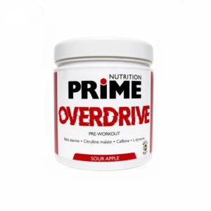 Prime Nutrition Overdrive, 300 g