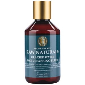 Raw Naturals Brewing Company Raw Naturals Glacier Water Face Cleansing Fluid 250 ml