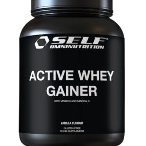 Self Active Whey Gainer 2kg - Chocolate