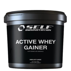 Self Active Whey Gainer 4kg - Chocolate