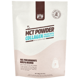 The Friendly Fat Company Collagen med Vitamin C & D 300 g