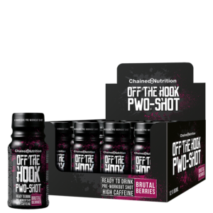 12 x Off The Hook PWO-Shot, 60 ml