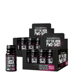 24 x Off The Hook PWO-Shot, 60 ml