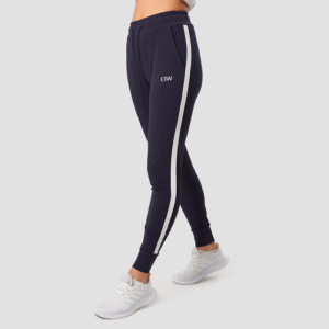 Activity Stripe Pants, Navy