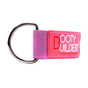 Booty Builder Ankle Strap, Pink