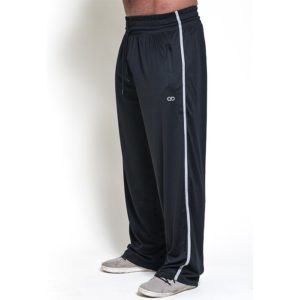 Chained Mesh Pant, Black