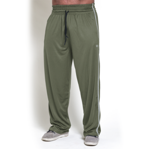 Chained Mesh Pant, Olive