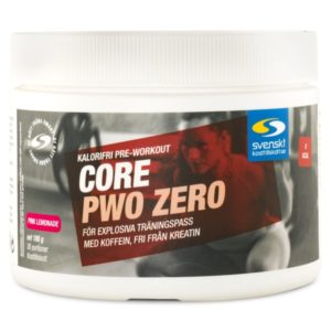 Core PWO Zero Pink Lemonade 180 g