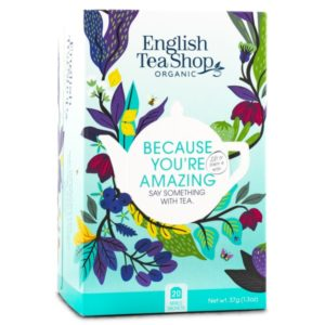 English Tea Shop Because You are Amazing 20 påsar