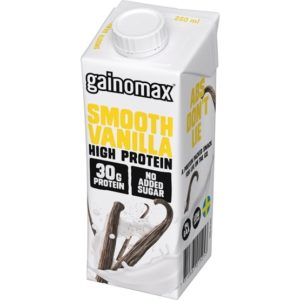 Gainomax Proteindrink Lean Recovery Vanilla 250 ml