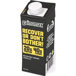 Gainomax Recovery Vanilj 250ml