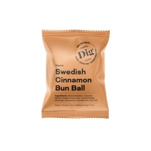 Get Raw Dig Organic Swedish Cinnamon Bun Ball 25 g