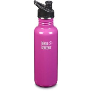 Klean Kanteen 800 ml Classic with Sport Cap Wild Orchid