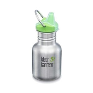 Klean Kanteen Kid Classic 355 ml with Sippy Cap Brushed Stainless