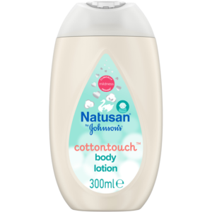 Natusan by Johnson's Cottontouch Body Lotion 300 ml