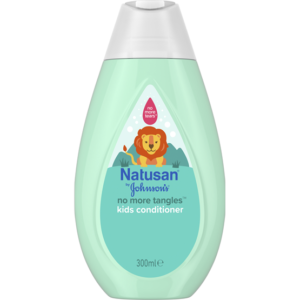 Natusan by Johnson's No More Tangles Conditioner 300 ml