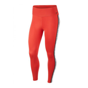 Nike One Crop Tights, Red