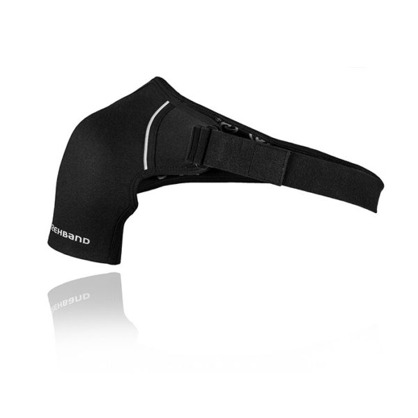 QD Shoulder Support, Right, 3mm, Black