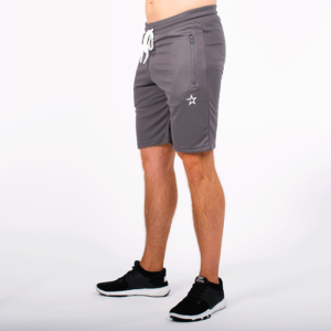 Star Mesh Shorts, Antracit