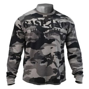 Thermal Gym Sweater, Tactical Camo