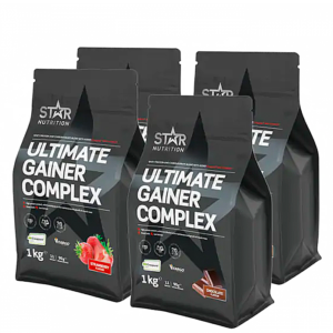 Ultimate Gainer Complex BIG BUY, 4 kg