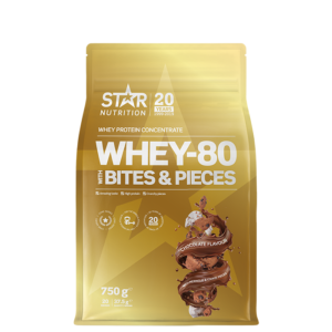 Whey-80, 750 g, Bites & Pieces