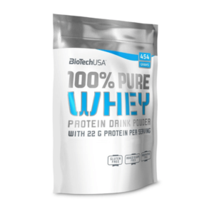 100% Pure Whey 454g, Unflavoured