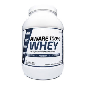 Aware 100% Whey 900g - Double Rich Chocolate