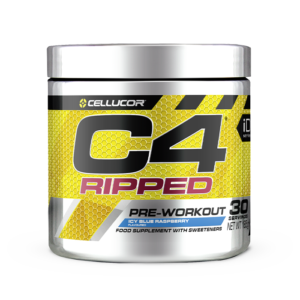 C4 Ripped, 30 servings, Icy Blue Raspberry