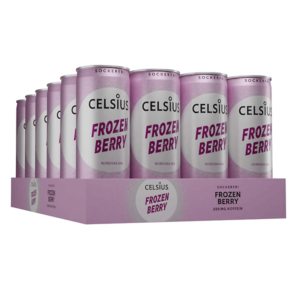 Celsius 24-pack - Peach Vibe