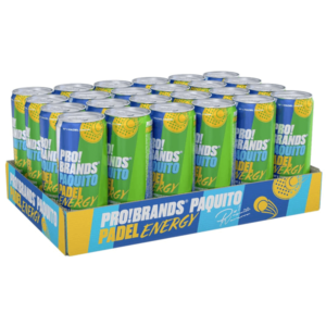 ProBrands Paquito Padel Energy 24-pack