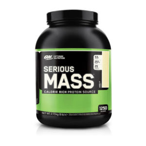 Serious Mass, 2727g - Vanilj