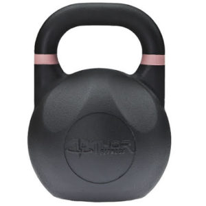 Thor Fitness Competition Kettlebell Black - 16kg