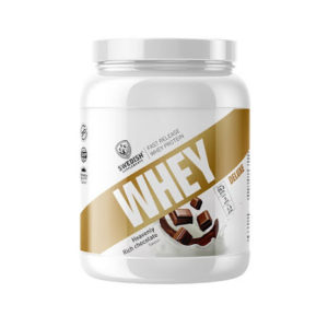 Swedish Supplements Whey Deluxe Protein 1kg - Heavenly Rich Chocolate