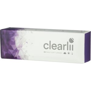 Clearlii Daily +3.00 30 st