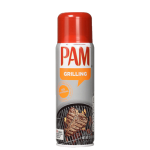 PAM Grill Cooking Spray, 141 g